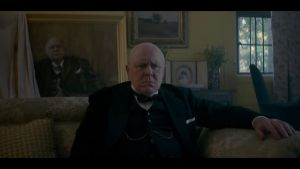 Churchill The Crown, paradigma