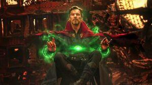 Dr. Strange Mira con atención