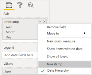 microsoft power bi november preview features updates azure analysis service composit mode change direct query connect date error