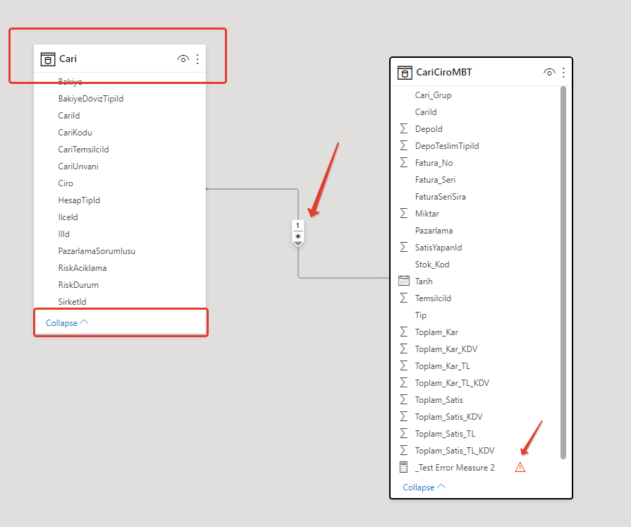 microsoft power bi february features update all new tables relations