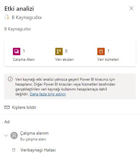 microsoft power bi features lineage view and impact analysis support setting