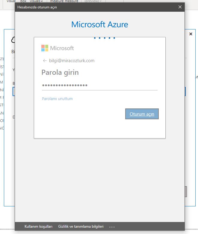 power bi report builder reporting file login azure ex