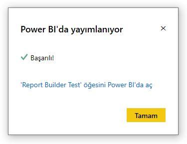 power bi report builder reporting file login azure success
