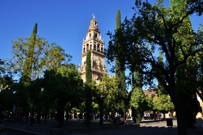 Patio de los naranjos Mezquita-Catedral de Córdoba