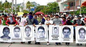 Detienen a presunto responsable de desaparición de 43 estudiantes