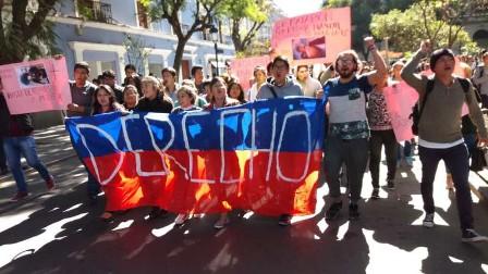 Campaña Boliviana y CLADE se pronuncian ante la muerte de universitario en protesta estudiantil