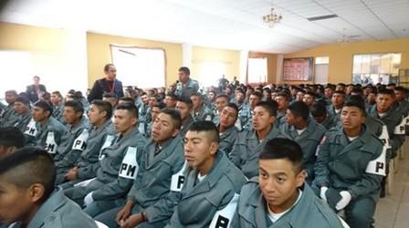 Defensoría de La Paz activa talleres en cuarteles para combatir la violencia hacia las mujeres