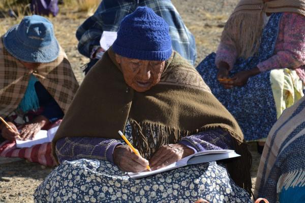 Gobierno logra alfabetizar a 1.022.082 en 12 años
