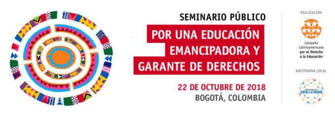 Por una Educación emancipadora y garante de derechos