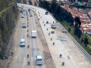 Uso correcto de Autopista La Paz-El Alto