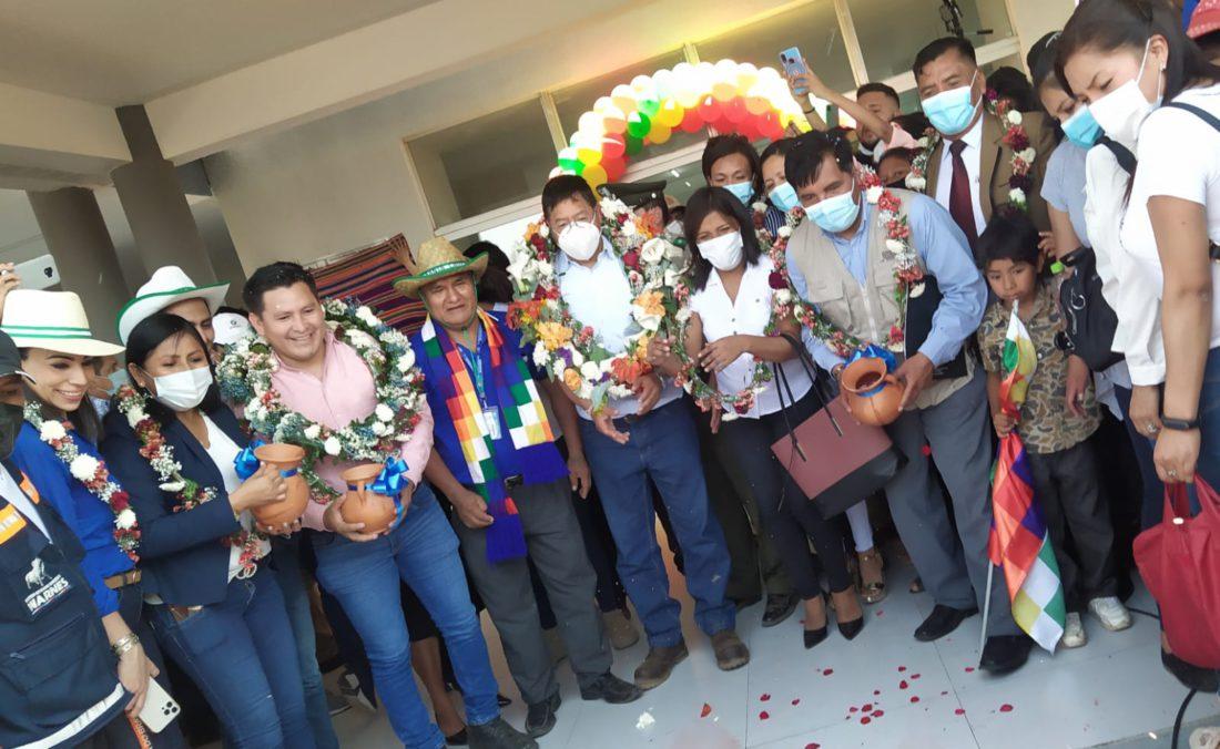 Educación impulsa el Bachillerato Técnico Humanístico para apoyar la reactivación económica de Bolivia