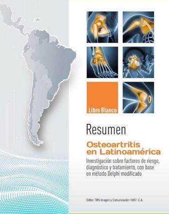 Tecnofarma apoya el lanzamiento de libro blanco «Realidad de la Osteoartritis en Latinoamérica»