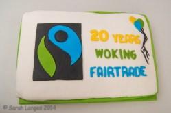 Fairtrade Chocolate Cake