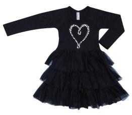 Vestido TUL CORAZÓN$590
