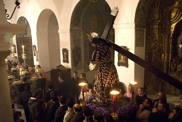 GALERÍA DE IMÁGENES DEL VIACRUCIS DE NUESTRO PADRE JESÚS NAZARENO