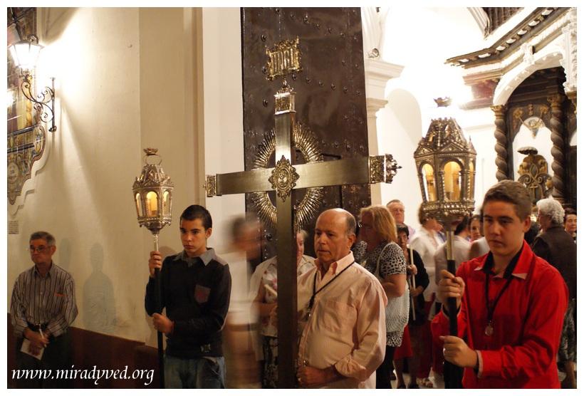 GALERÍA DE IMÁGENES DEL ROSARIO DE LA AURORA 2011