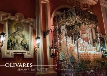 Cartel Semana Santa Olivares 2018