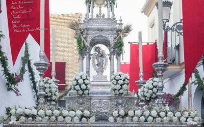 PROCESIÓN DEL CORPUS CHRISTI EN OLIVARES