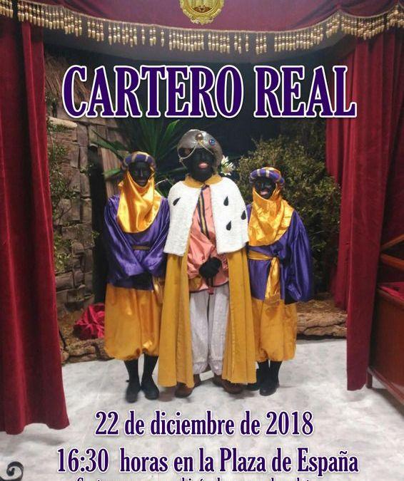 CARTERO REAL DE LA HERMANDAD DE LA SOLEDAD DE OLIVARES