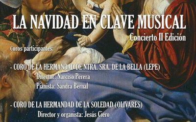 II EDICIÓN DE LA NAVIDAD EN CLAVE MUSICAL