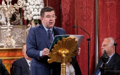 IMÁGENES DEL XXIII PREGÓN DE LA SEMANA SANTA