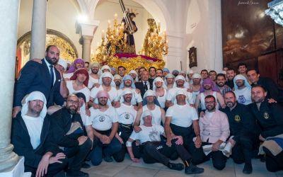 CAPATACES Y COSTALEROS DE LA SOLEDAD DE OLIVARES 2019