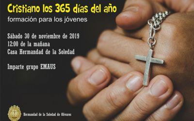 «CRISTIANO LOS 365 DÍAS DEL AÑO»