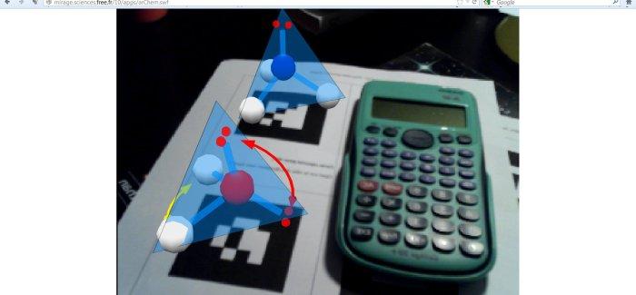 Géométrie des molécules (1ère S)