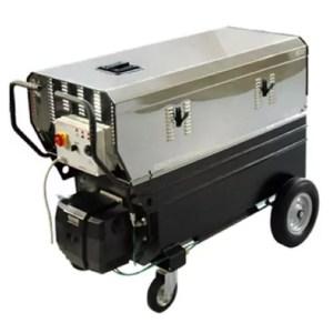 nettoyeur haute pression mobile eau chaude horizon master 0