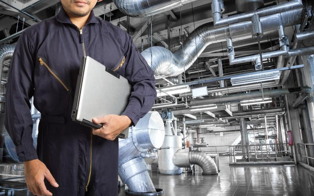 employe maintenance webpage