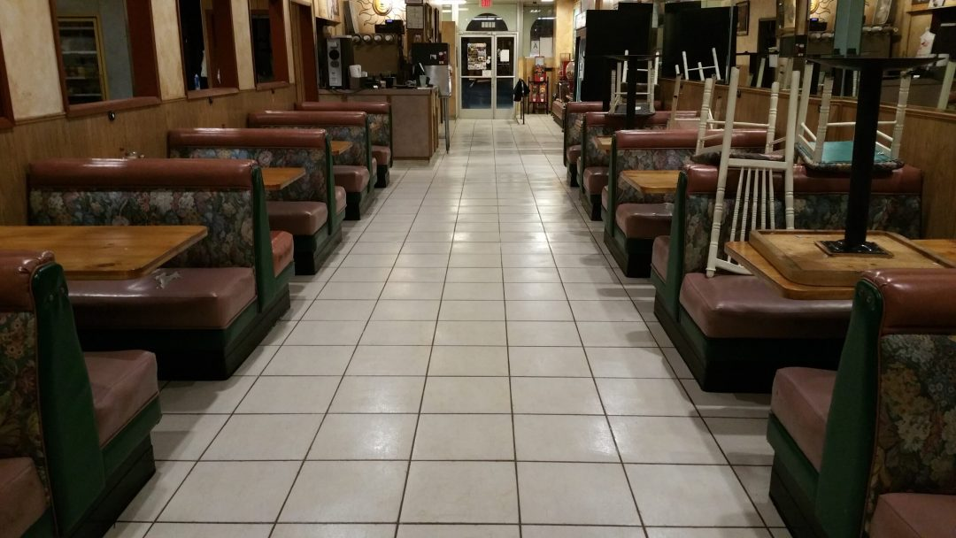 Tile and Grout Cleaning Commercial