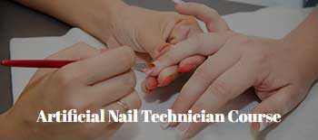 artificial nail technician course