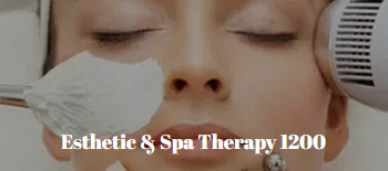 esthetic spa therapy 1200