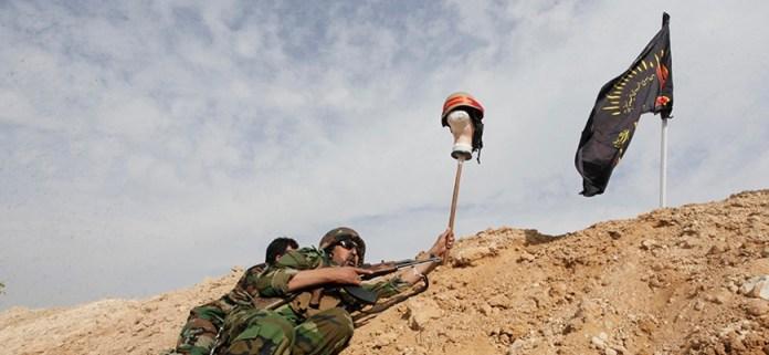 Suriye'nin doğusunda Rusya ile İran destekli güçler arasında çatışma