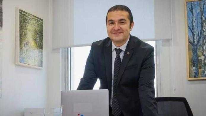 Prof. Dr. Ahmet Albayrak, TRT Yönetim Kurulu Başkanlığına atandı.
