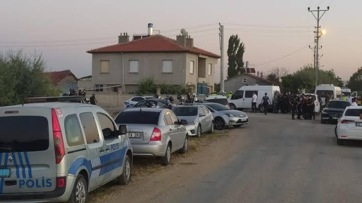 Konya'da bir evde 7 kişinin cesedi bulundu
