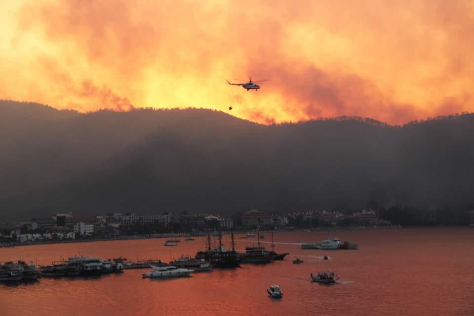 Bakan Pakdemirli'den yangınlarla ilgili son durum değerlendirmesi