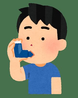 ぜんそくの吸入薬を止めたいなら鼻呼吸