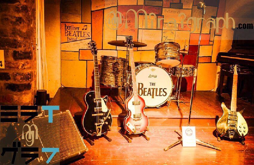 3月22日ビートルズ 初アルバム『プリーズ・プリーズ・ミー』の発売日『今日というミライグラフ』