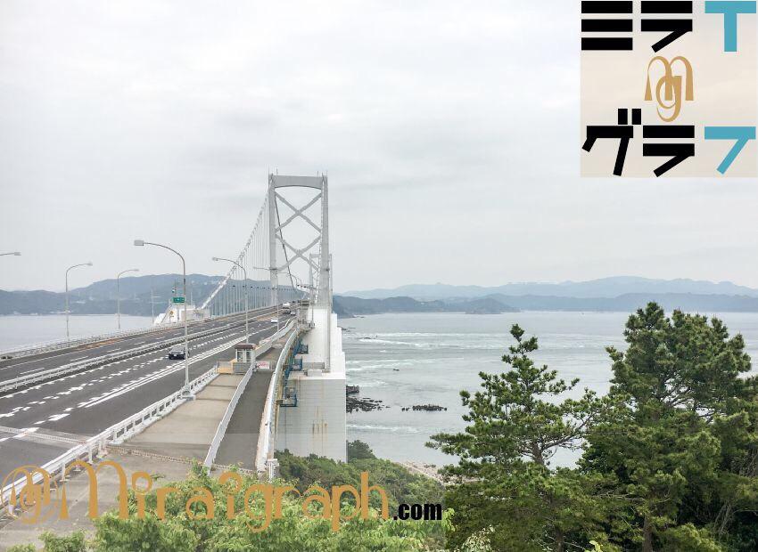 世界三大潮流のうず潮の秘密を知る 6月8日は大鳴門橋開通記念の日