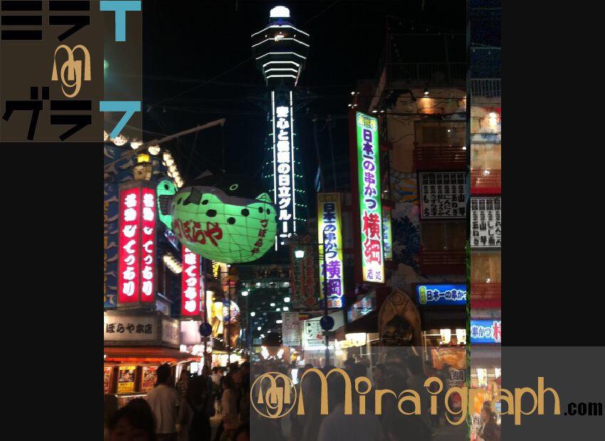 大阪のシンボルタワーと福の神!?7月3日は通天閣の日『今日というミライグラフ365』