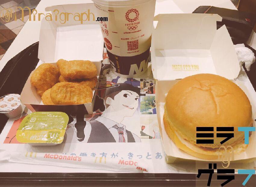7月20日はハンバーガーの日『今日というミライグラフ365』