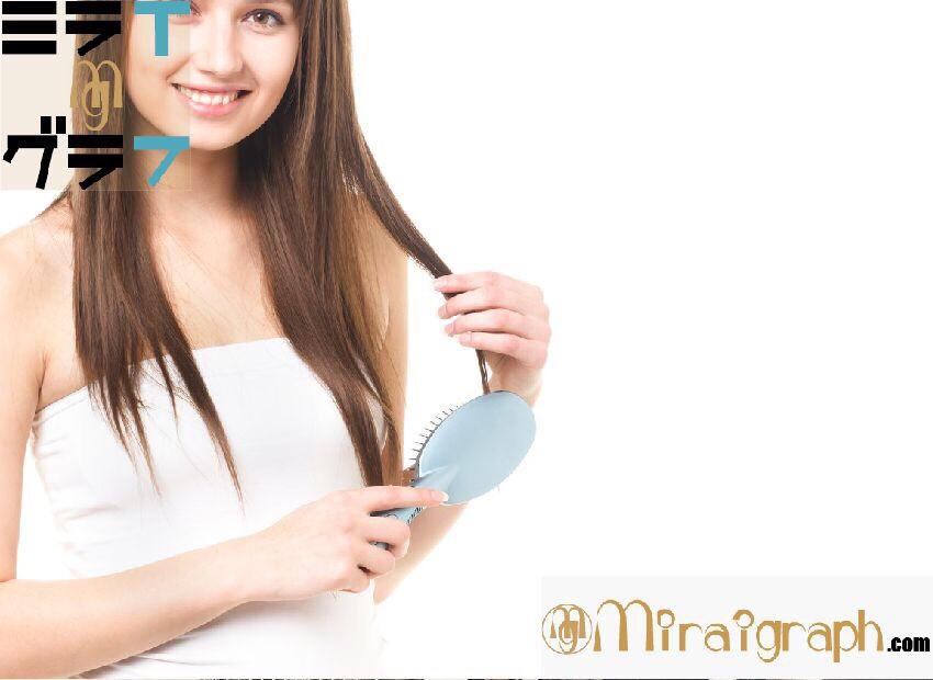 『クシ』で髪を美しく!!9月4日は『くし』の日『今日というミライグラフ365』