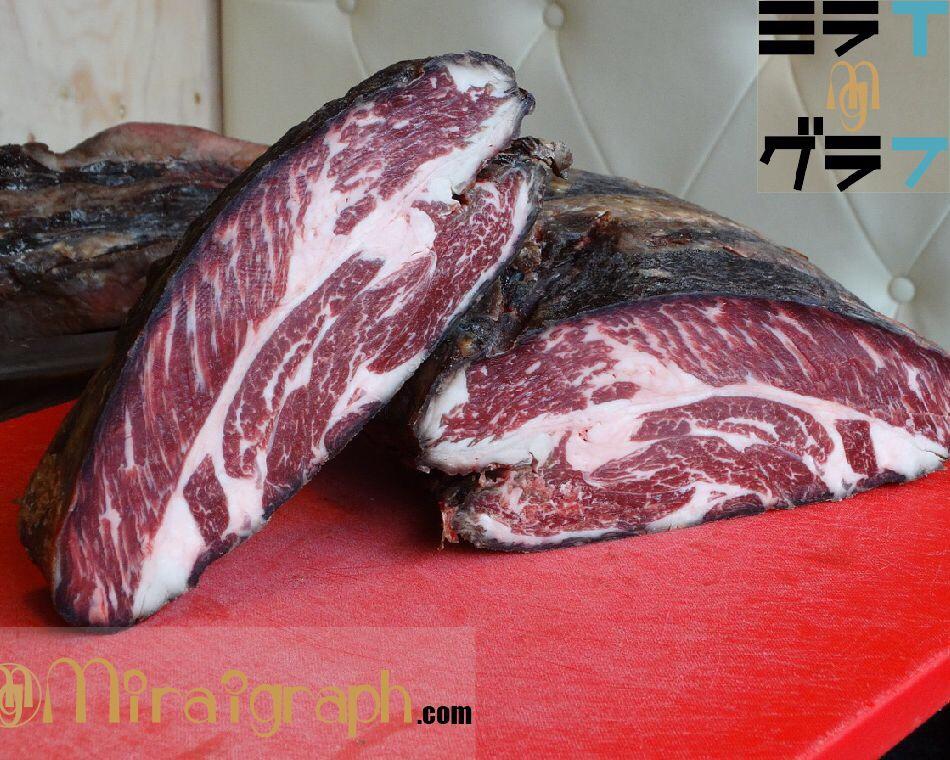 熟成肉と生ハムの違いって!?その作り方は!?なぜあんなに高い!?10月9日は熟成肉の日