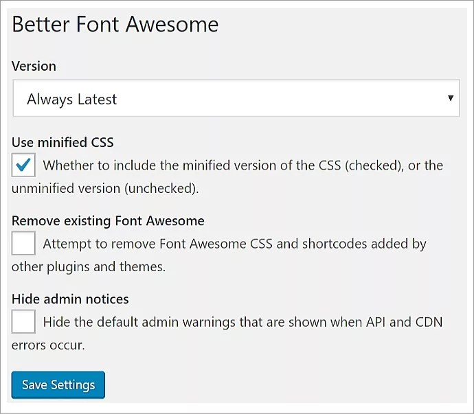 『Better Font Awesome』の使い方応用編