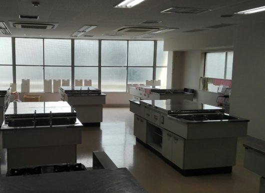 千住介護福祉専門学校 調理室