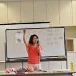 みらいママ講座 吉川元子先生 おむつの中の大事な話 まんまる子宮づくり