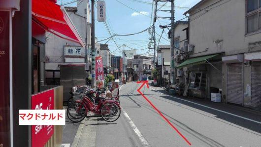 アクセス 牛田駅・関屋駅 東京未来大学