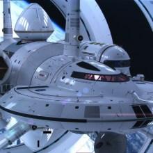 ワープできる宇宙船はこんなデザインだ! NASA共同制作のコンセプトモデル