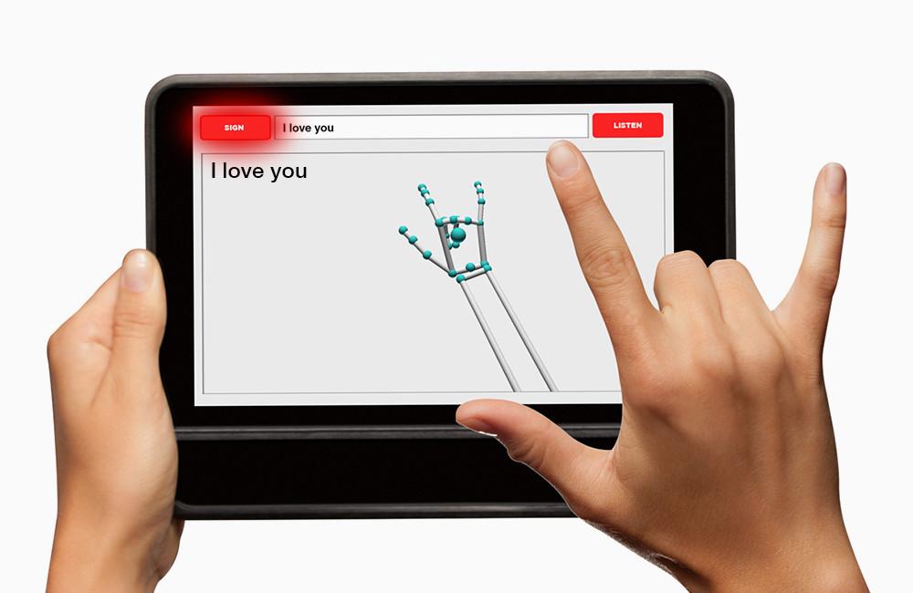 手話を翻訳するツール「MotionSavvy」で、誰にでも手話が通じるようになる!